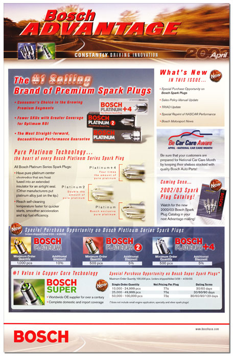 Bosch Advantage